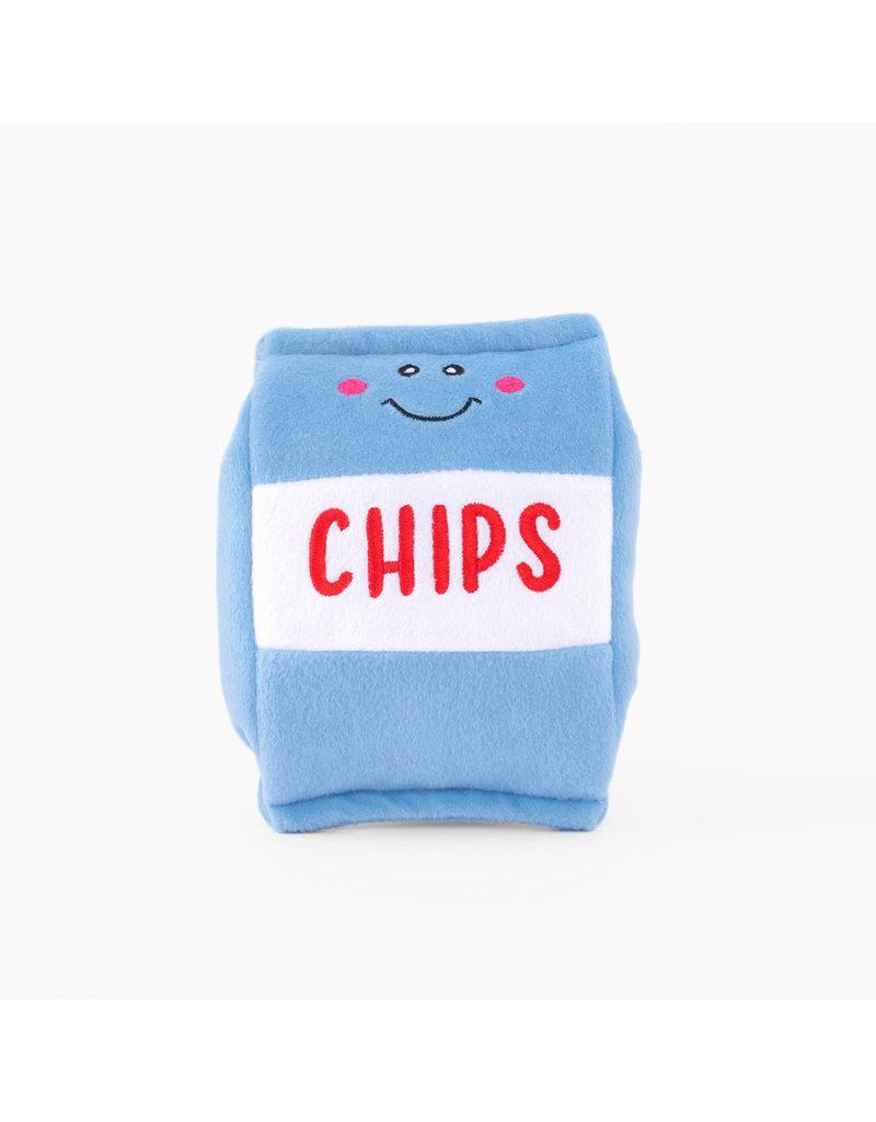 Zippypaws ZippyPaws  NomNomz Chips