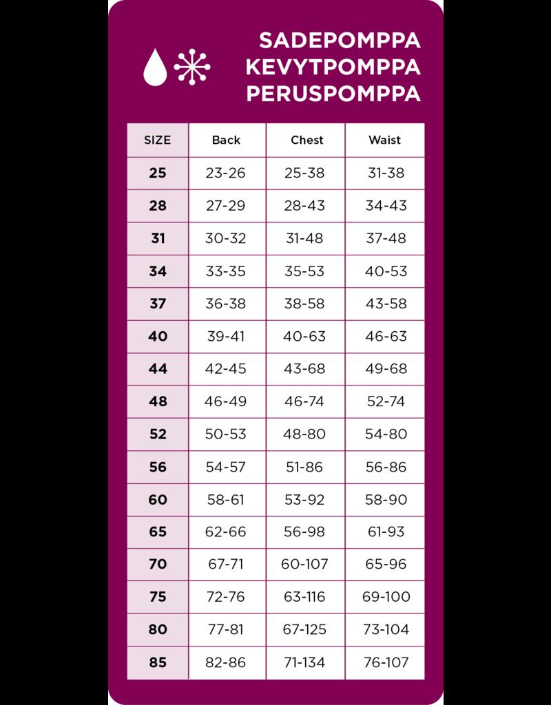 Pomppa PerusPomppa Hondenjas OP=OP Uitlopende kleuren
