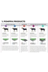 Pomppa JumppaPomppa Hondentrui OP=OP Uitlopende kleuren