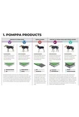 Pomppa KevytPomppa Hondenjas OP=OP Uitlopende kleuren