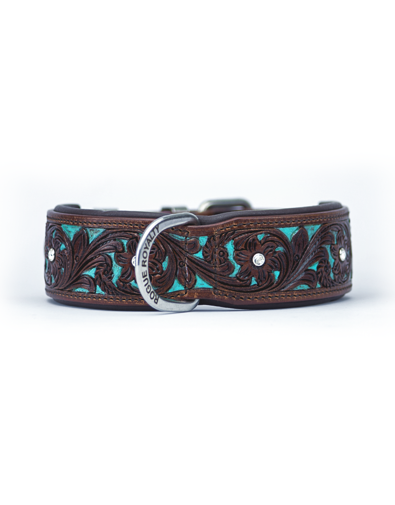 Rogue Royalty Rogue Royalty Carved Teal