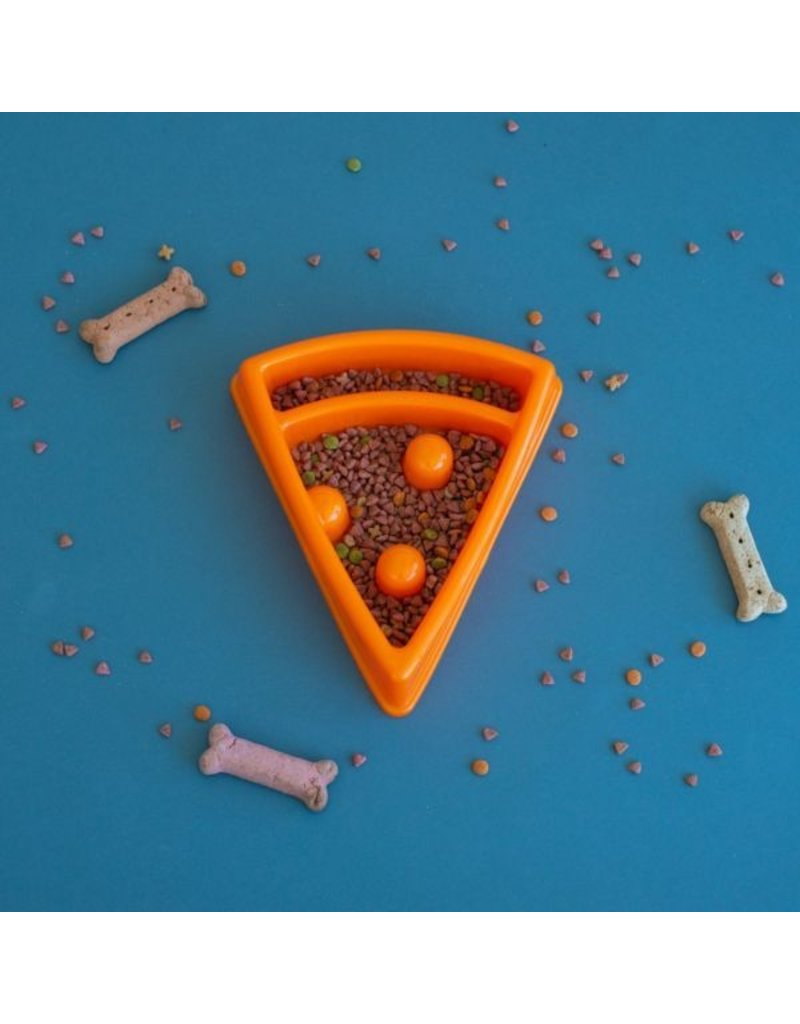 Zippypaws Zippypaws Happy Bowl Pizza