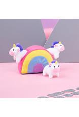Zippypaws ZippyPaws Zippy Burrow Unicorns in Rainbow