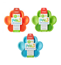 Paw 2 in 1 Slow Feeder
