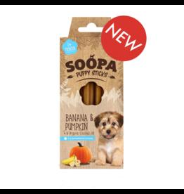 Soopa Soopa Dental Puppy Pompoen en Banaan
