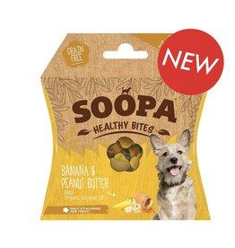 Soopa Soopa Bites - Banana & Peanut butter