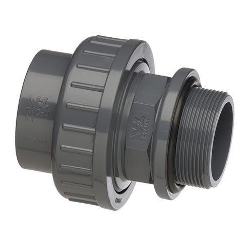 "VDL PVC 3/3 Koppeling Pompaansluiting 50 mm x 1½"" buitendraad VDL"