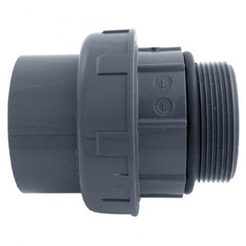 3/3 koppeling 2'' bu.dr. x Ø63mm
