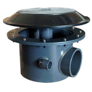 Merkloos Aerated Bottom Drain 110 mm