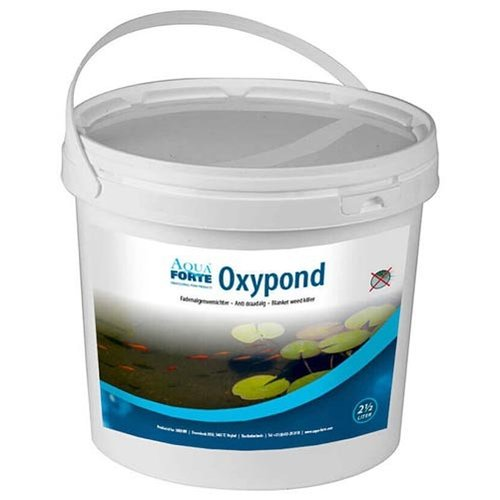 Aquaforte Aquaforte  Oxypond 2,5 Kg (actie)