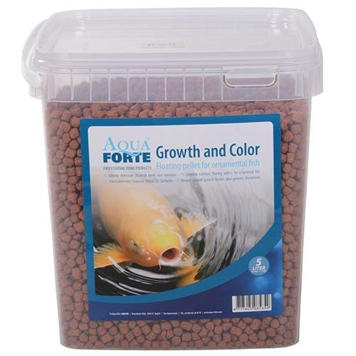Aquaforte Aquaforte Growth & Color (6mm) 5 ltr