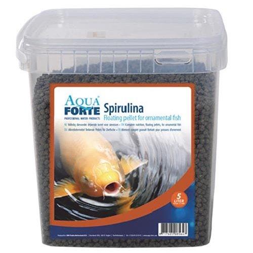 Aquaforte Aquaforte Spirulina (6mm) 5 ltr