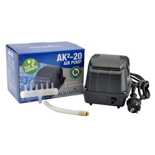 Aquaking Aquaking AK²-20 luchtpomp