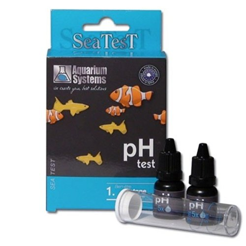 Aquarium Systems (AS) As Sea Test Ph