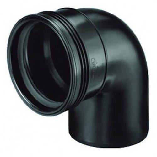 Bocht 90° Spie/Manchet 50 mm