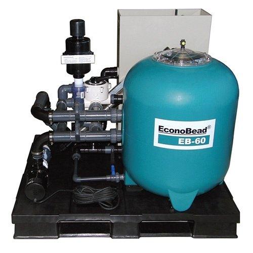 Aquaforte Compleet Econobead filtersysteem EB-60 met DM 20.000 VARIO