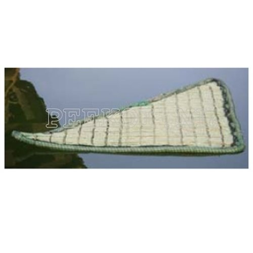 Drijvende planteneiland Driehoek 121x121x161cm