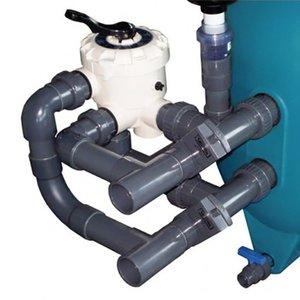 Aquaforte Econobead beadfilter Bypass set  60-2 100 140