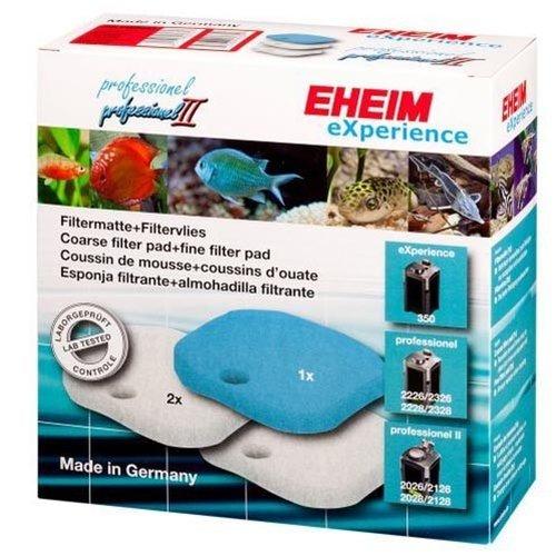Eheim Eheim Filterschijf Set Blauw/Wit voor 2026/2028, 2126/2128-2426