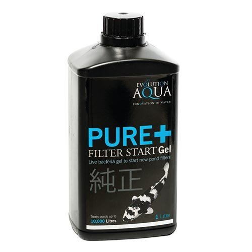Evolution Aqua Evolution Aqua Pure+ Filter Start Gel 1 liter