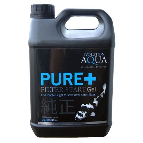 Evolution Aqua Evolution Aqua Pure+ Filter Start Gel 2,5 liter