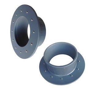 Merkloos Extra grote foliedoorvoer zware kwaliteit 125 mm