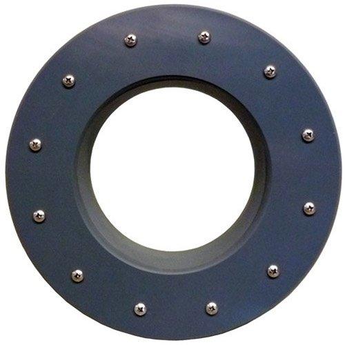 Extra grote foliedoorvoer zware kwaliteit 200 mm