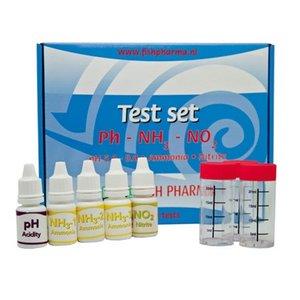 Fish Pharma Fish Pharma Testset PH-NH3-NO2