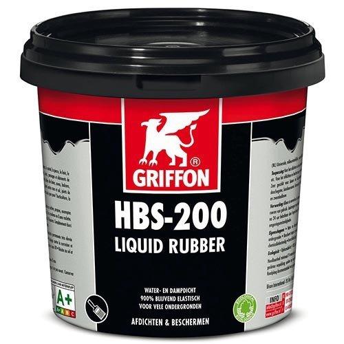 Griffon HBS-200 vloeibaar rubber 1 liter