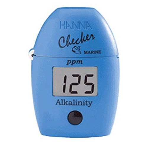 Hanna Hanna checker fotometer Alkaliniteit (KH)