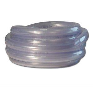 Merkloos Heldere PVC slang 20-24 mm per meter