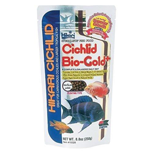 Hikari / Saki Hikari Hikari Cichlid Bio-Gold Plus Medium 250 gram