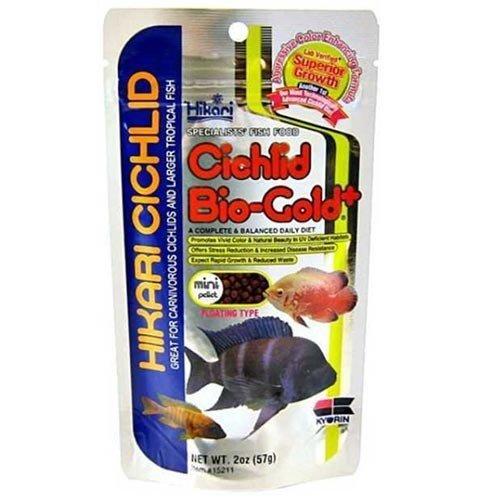 Hikari / Saki Hikari Hikari Cichlid Bio-Gold Plus Mini 57 gram