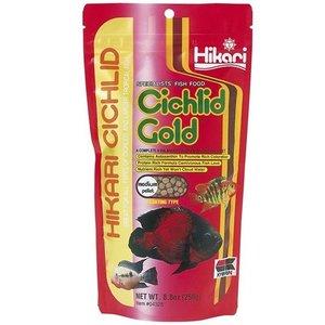 Hikari / Saki Hikari Hikari Cichlid Gold Medium 250 gram