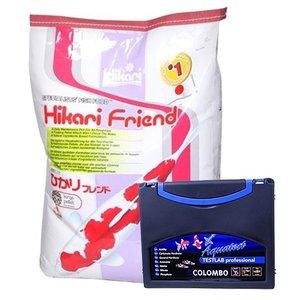 Hikari / Saki Hikari Hikari Friend Large 10 KG en Colombo Testlab 6 (actie)