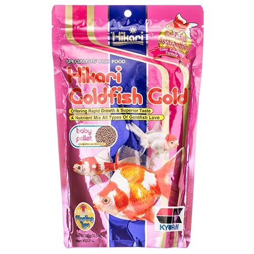 Hikari / Saki Hikari Hikari Gold GoldFish Baby 300 gram