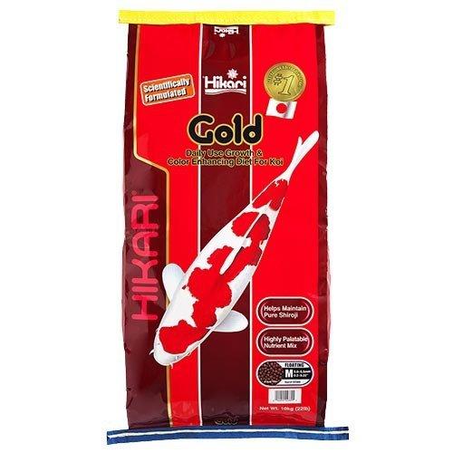 Hikari / Saki Hikari Hikari Gold Medium 10 KG
