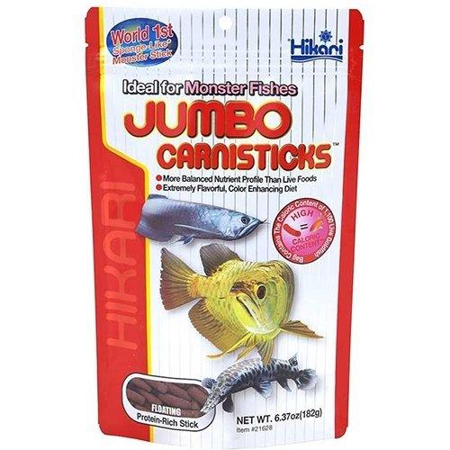 Hikari / Saki Hikari Hikari tropical Jumbo Carnisticks, 182 gram