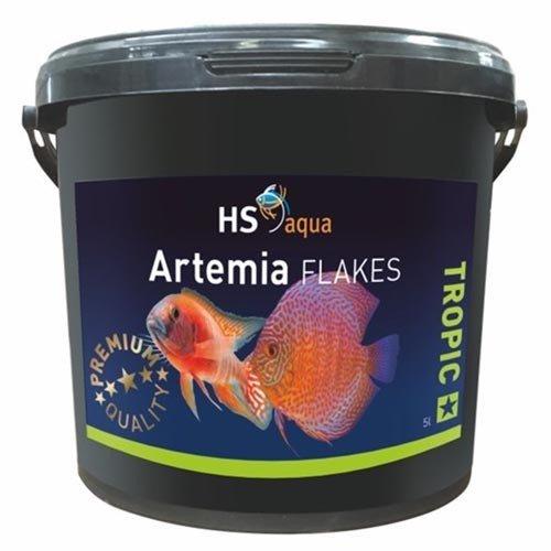 HS Aqua HS Aqua Artemia Flakes 5 ltr