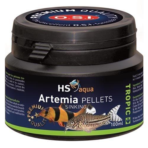 HS Aqua HS Aqua Artemia Pellets Sinking 100 ml