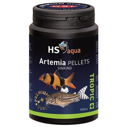 HS Aqua HS Aqua Artemia Pellets Sinking 1000 ml