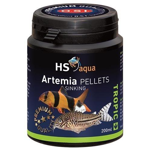 HS Aqua HS Aqua Artemia Pellets Sinking 200 ml