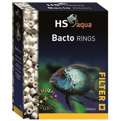 HS Aqua Hs Aqua Bacto Rings 2 ltr (1250 gram)