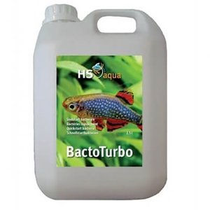 HS Aqua Hs Aqua Bacto Turbo 2500 ML