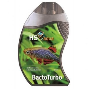 HS Aqua Hs Aqua Bacto Turbo 350 ML