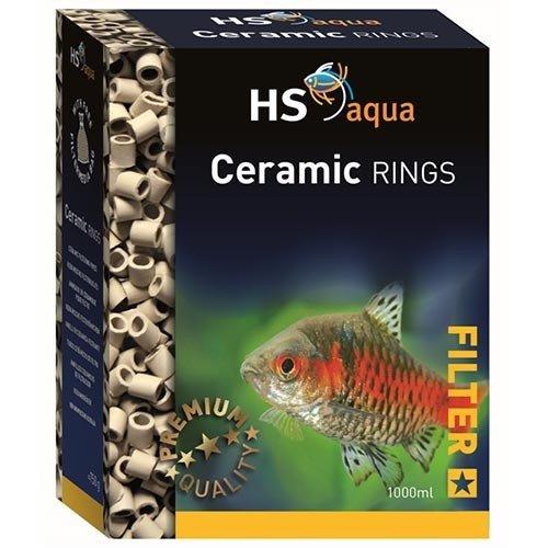 HS Aqua HS Aqua Ceramic Rings 1 ltr