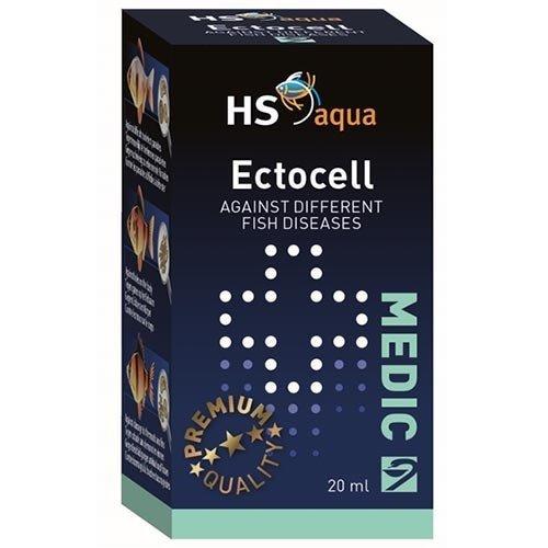 HS Aqua HS AQUA Ectocell 20 ML (voor 800 liter)