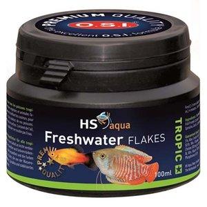 HS Aqua HS Aqua Freshwater Flakes 100 ml