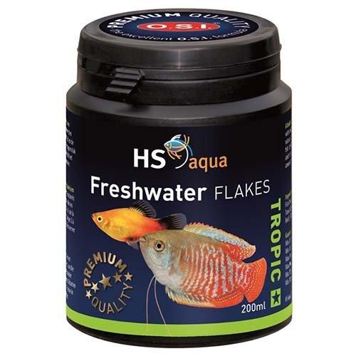 HS Aqua HS Aqua Freshwater Flakes 200 ml