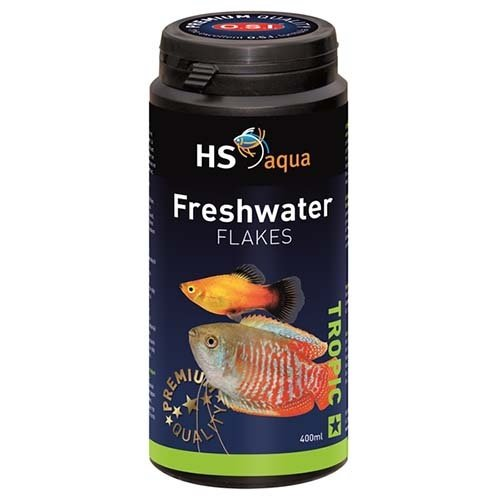 HS Aqua HS Aqua Freshwater Flakes 400 ml